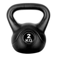 Pesas Rusa Kettlebell 2kg Crossfit Fitness Funcional / Lhua