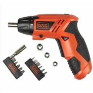 Parafusadeira Kc4815 - 4,8v + 15 Acess - Black Decker