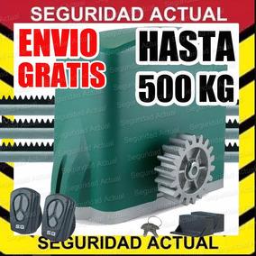 Kit Completo Para Porton Corredizo De 500 Kilos Seg Classic