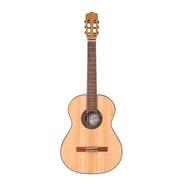 Guitarra Criolla Clásica Fonseca 31p Superior