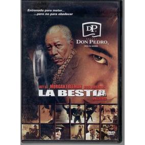 Dvd La Bestia Jet Li Bob Hoskins Morgan Freeman