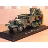 Miniatura Caminhão Tanque Exercito Segunda Guerra 1:43