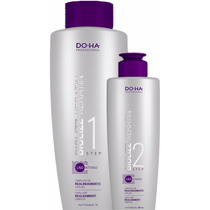Kit Escova Progressiva Bioenzyme-f Doctor Hair - Rápida Top