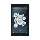 Tablet Dl Tx325 X-quad Pro Wifi 8gb Branco Tela 7