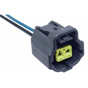 Plug Chicote Sensor Temperatura Água Vw/ford/zetec 2 Vias