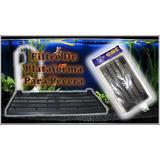 Filtro De Placa Acuarios De 50cm Carbon Y Difusor Incluido