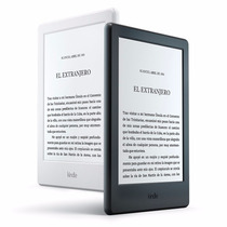 Amazon Kindle E-book 8 Generación Reader Mod 2016