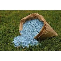 Fertilizante Nitrofoska Azul Cesped Jardin Plantas 25 Kg