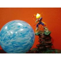 Lampara Dragon Ball Z Vegeta Dbz