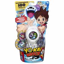 Yo-kai Watch Reloj En Español Con Medallas Hasbro Tv Planeta