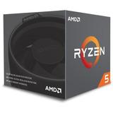 Micro Procesador Amd Ryzen 5 1600 3.4ghz 4/8 Box En Stock!