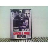 Sangre Y Amor En Paris Dvd Z4 John Travolta Rhys Meyers