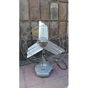 Antiguo Ventilador Italiano Marelli