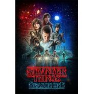 Impresión Foto - Poster Stranger Things 60 X 90 Cm