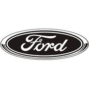 Calcomanías Logo Ford 01 - 30 X 10 Cm Graficastuning
