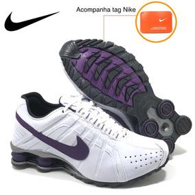 Tenis Nike Shox Junior 4 Molas Femenino Importado Original
