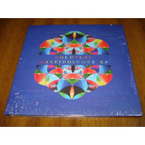 Cd Coldplay / Kaleidoscope Ep (nuevo Y Sellado) Europeo