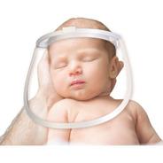 Visor Proteção Facial Bebê  Máscara De Proteção Facial Bebê