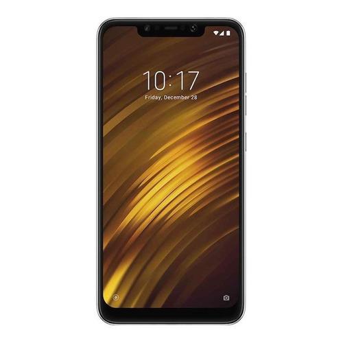Xiaomi Pocophone F1 Dual SIM 64 GB Graphite black 6 GB RAM