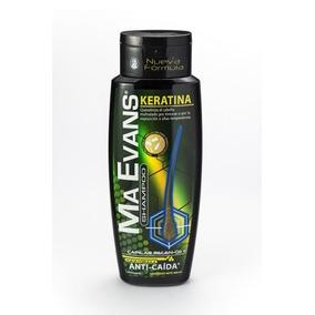 Ma Evans - Shampoo Keratina Brasilera X 400 Ml