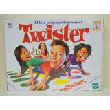 Twister Juego De Mesa Hasbro Original- Casa Superbland
