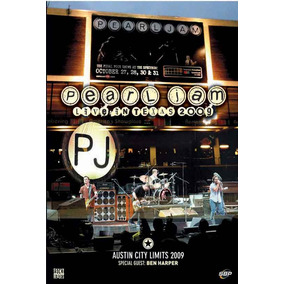 Dvd - Pearl Jam Live In Texas