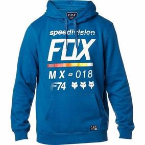 Sudadera Fox Racing Modelo District Para Motocross Downhill