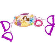 Brinquedo Vai E Vem Infantil Princesa Disney - Lider
