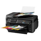 Impresora Epson Workforce Wf-7610 Color Wireless All-in-one