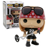 Figura Funko Pop Axl Rose Guns N Roses