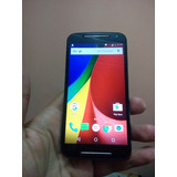 Celular Top Moto G2 Original Motorola Rapido Com Tela Grande