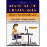 Manual De Ergonomia: Manual De Aplicação Da Nr-17
