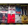 Camisetas Europeas Liquidacion Total Cap.fed Madrid,barca