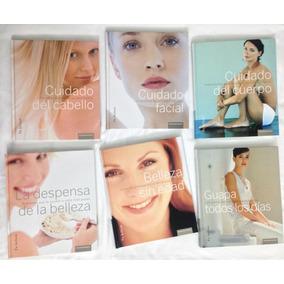 Libros 6 Enciclopedias De Cuidados Y Tratamientos De Belleza