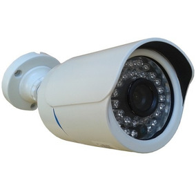 Câmera Segurança Infra Analógica 1.200 Linhas 36led C/ Fonte