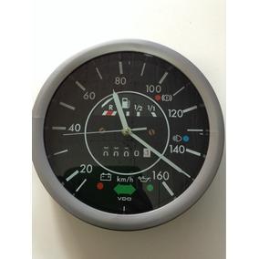 Accesorio Reloj Velocímetro De Pared Vocho 1970-1973