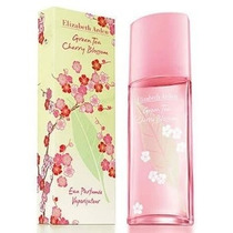 Perfume Green Tea Cherry Blossom -- Elizabeth Arden 100ml