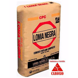 Cemento Loma Negra X 50 Kgs - Oferta