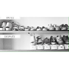 Organizador De Zapatos Magico! #shoewiz #duplicaelespacio
