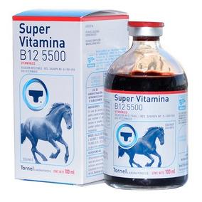 Vitamina B12 5500 Tornel 5 Ml