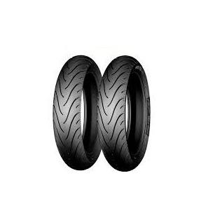 Llanta Michelin 100/80-17 Pilot Stree Fr/tl