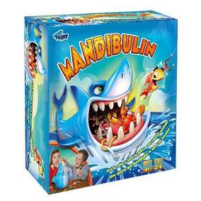 Mandibulin Juego De Mesa Interactivo Tiburon Orig Next Point