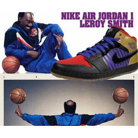 Nike Air Jordan Retro 1 Leroy Smith Edicion Coleccionista