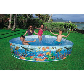 Piscina Rigida Familar Intex 58472np