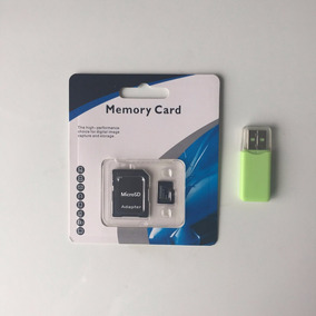 Cartão Memoria Micro Sd Ultra 34gb Classe10+adaptador Gratis