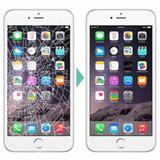 Pantallas Iphone 6 Cambio De Glass Roto