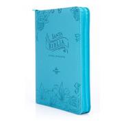 Biblia Letra Gigante Cierre E Indice Azul Reina Valera 1960