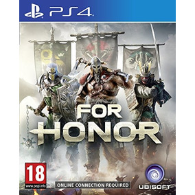 For Honor Ps4 Nuevo Disco Fisico Sellado