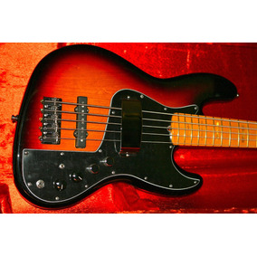 Fender Usa Artist Marcus Miller Jazz Bass V 5 String 2014