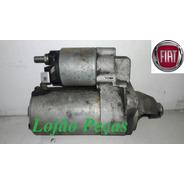 Motor De Arranque Siena 99 1.0 8v 6 Marchas Original Bosch
